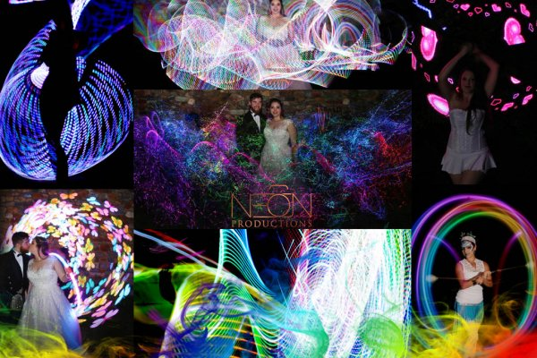 LED Fantasy Photos