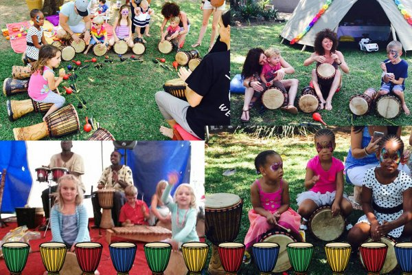 Playtime with Drumming